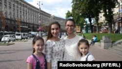 Олеся Василец и ее ученики