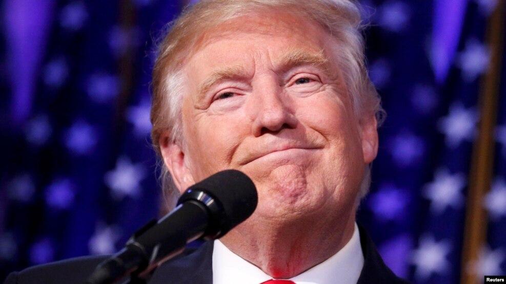 Eynən Ronald Reagan kimi… Donald Trump