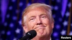 Дональд Трамп АКШ президенти болуп шайланды.