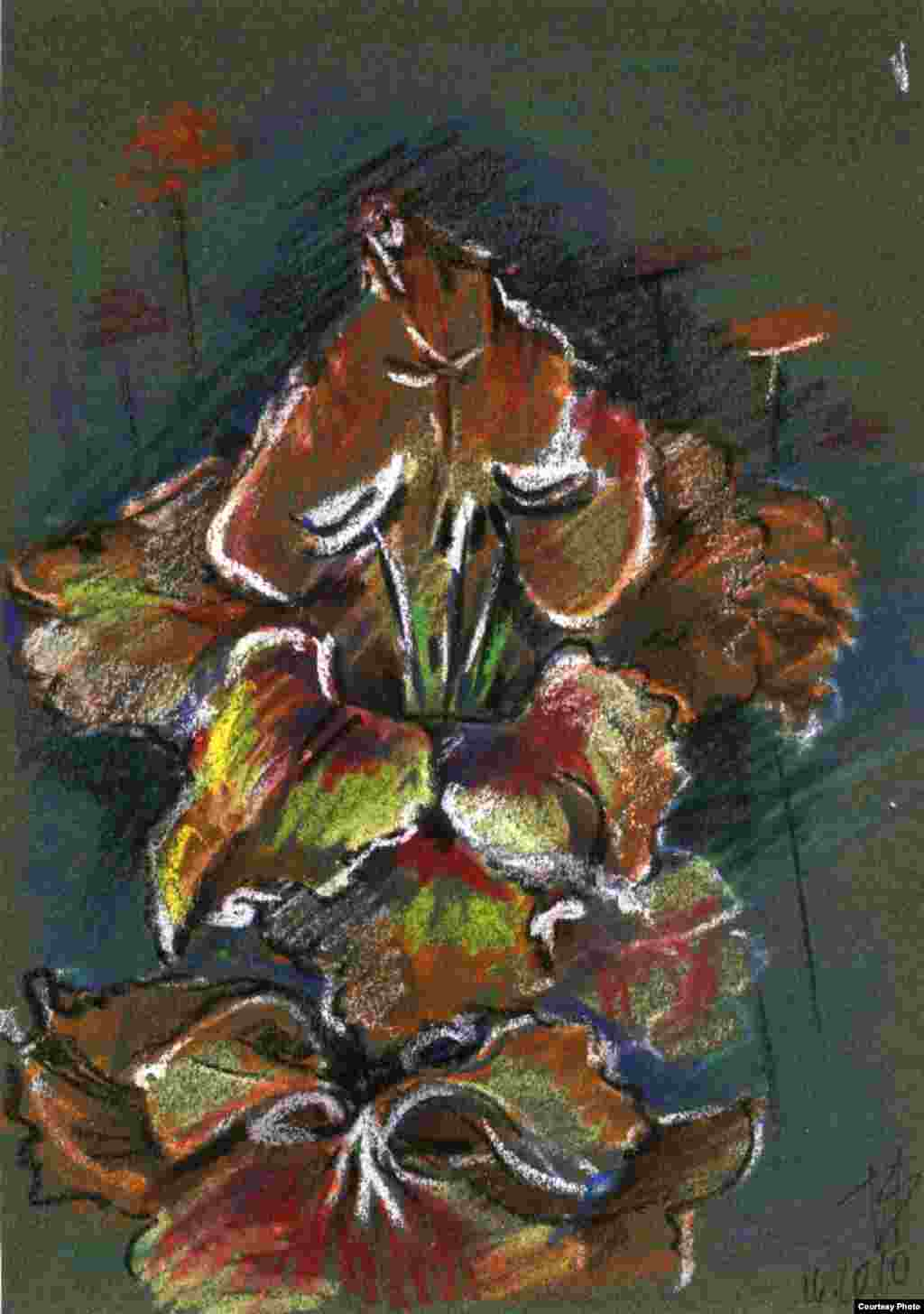 Цвета гладиолуса