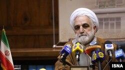 غلامحسین محسنی اژهای، معاون اول قوه قضاییه