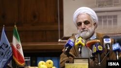 Gholamhossein Mohseni-Ejei, Iran's prosecutor-general