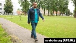 Belarus - Ruslan Akhrymchuk, Member of the initiative group of Svyatlana Tsikhanouskaya, 7Jul2020