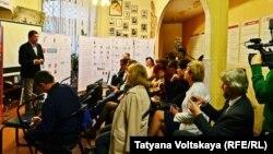 """Встреча организации """"Солдатские матери Санкт Петербурга"""""""