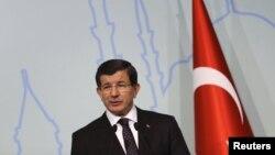 Түркиянын премьер-министри Ахмет Давытоглу
