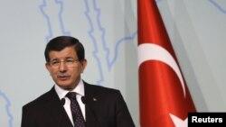 Түркиянын премьер-министри Ахмед Давутоглу