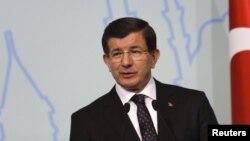 Թուրքիայի վարչապետ Ահմեթ Դավութօղլու