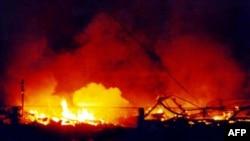 Сербский Нови Сад, 25 марта 1999 года