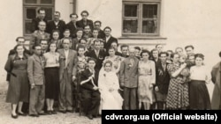 Табірне весілля, Норильськ, 1956 рік (фото з Архіву Центру досліджень визвольного руху)