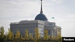 Астанадағы Ақорда ғимараты (Көрнекі сурет).