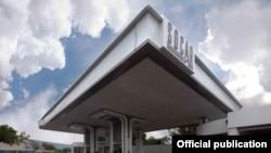 Benzinska stanica naftne kompanije SOCAR