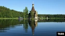 Церковь Святого Андрея Первозванного на реке Вуокса