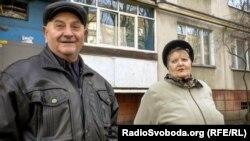 Жителі Луганська