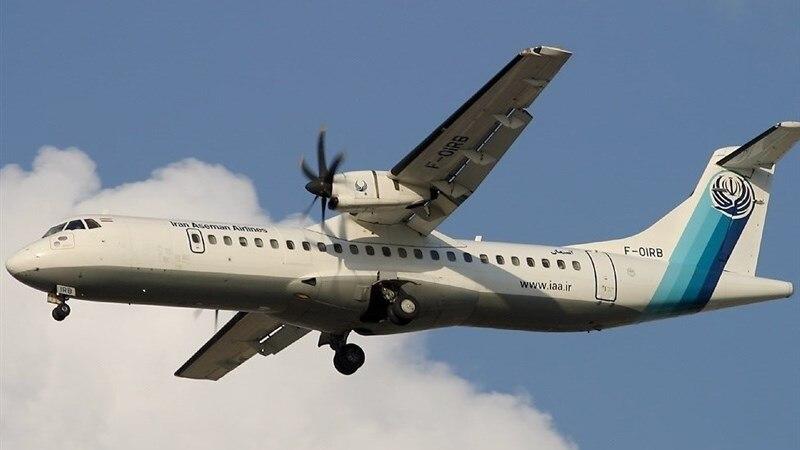 Իրանում միառժամանակ արգելվել են ATR-72 օդանավերի թռիչքները