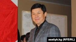 Өкмөт башчы Темир Сариев