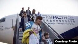 Израиль. Россияне прибывают в Израиль на постоянное место жительства. 01.07.2015