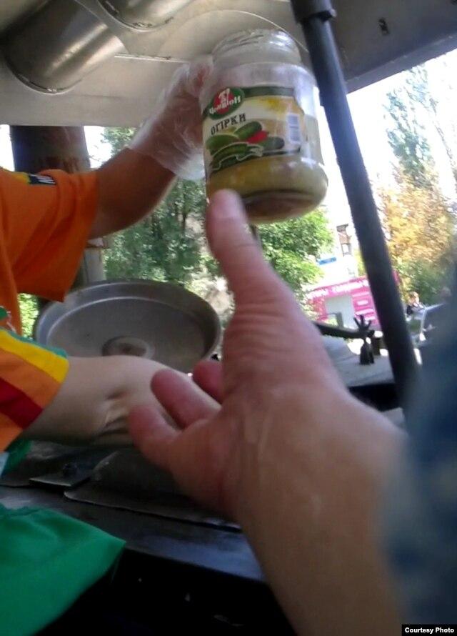 Баночка супа
