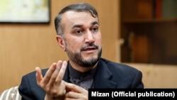 Former Iranian Deputy Foreign Minister, Hossein Amir-Abdollahian