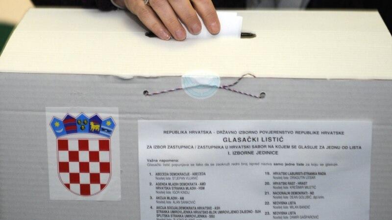Izbori u Hrvatskoj bez jasnih favorita
