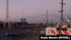Къиблбаседа ХIирийчоь -- Машен иккхинчохь полицин хан гIишлонах дисинарг, 23ГIа12
