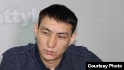 Урмат Казакбаев.