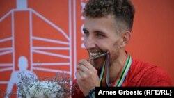 Osman Junuzović: Sada ću svaki mjesec imati stipendiju