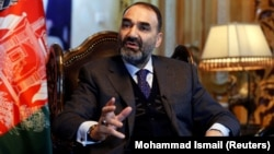 "Atta Mohammad Noor: ""I say goodbye today, but I will still be here and always with my people."" (file photo)"