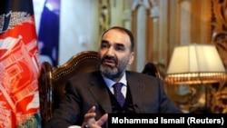 د بلخ والي عطا محمد نور