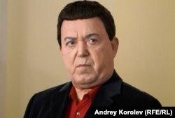 Российский артист Иосиф Кобзон тоже борется с раком