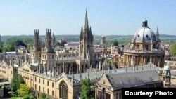 Universiteti i Oksfordit, Britani e Madhe