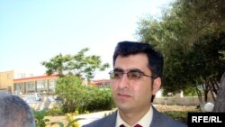 Anar Mamedli of the Center for Monitoring of Elections