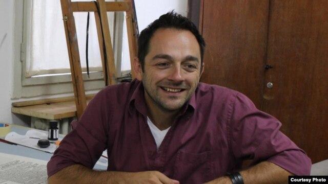 Vladimir Miladinović (foto: Nenad Porobić)
