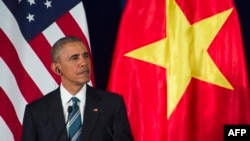 Барак Обама у Ханої, 23 травня 2016 року