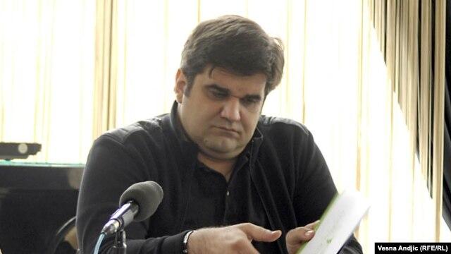 Estradni menadžer Saša Mirković