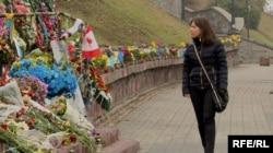 Майдан Гідності, рік по тому. Кадр з фільму