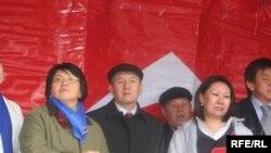 27-марттагы митингде БЭК бийликке беш бөлүктөн турган талап койгон эле.