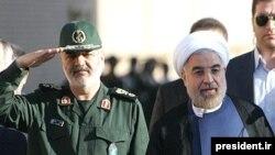 دولت حسن روحانی در تداوم وضعیت مبهم و عدم انجام تحقیقات مستقل و شفاف که مورد توجه و درخواست جامعه بینالمللی است، شریک، همراه و سخنگوی سپاه پاسداران است.