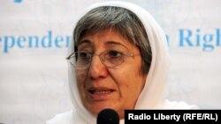 سیما سمررئیس کمیسیون مستقل حقوقبشر افغانستان