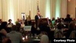 جانب من الإحتفال السنوي لغرفة التجارة الأميركية اللبنانية في ديترويت