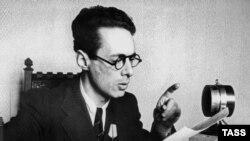 Юрий Левитан работал в Свердловске до марта 1943 года. Эта тайна была раскрыта только через двадцать лет после победы