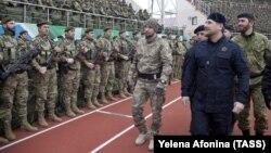 Кадыров отметил, что в республике на 31% снизилось количество особо тяжких преступлений.