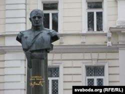 Бюст генэрала Жэмайціса