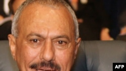 Yemen -- President Ali Abdullah Saleh, 19Jan2011