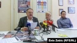 Konferencija za novinare Srpskog demokratskog foruma