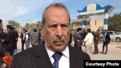 رئيس غرفة التجارة في محافظة المثنى كريم محمد علي