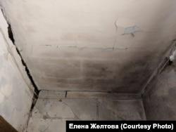 Аварийное жилье Елены Желтовой, Кузбасс
