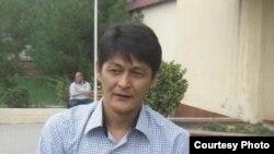 Uzbekistan - VOA correspondent Abdumalik Bobaev