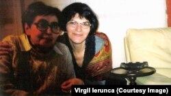 Cu Monica Lovinescu... fotografiate de Virgil Ierunca...