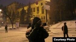 Вайсберг зимой
