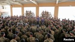Trupa britanike në Afganistan - foto arkivi